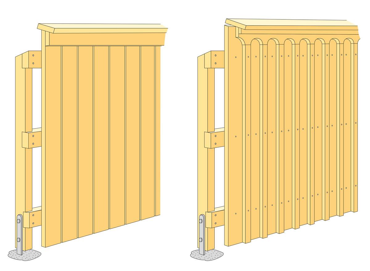 staket bygga staket liggande ribbor tusentals id er om. Black Bedroom Furniture Sets. Home Design Ideas